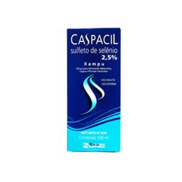 Caspacil 2,5% Xampu 100 mL