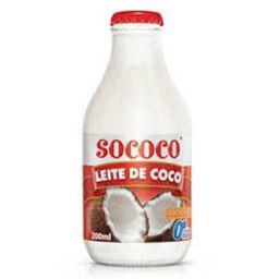 Leite De Coco Sococo 200 mL - Cód. 11166