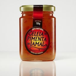 Geleia De Pimenta Do Jamal - Cód. 11162