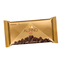 Chocolate Alpino 25 g - Cód. 10888