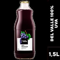 Suco Del Valle 100%- Uva 1,5 L - Cód.11048