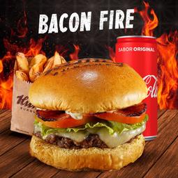 Combo Bacon Fire
