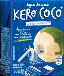 Água De Coco Kero Coco 200 mL