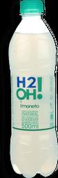 Água Saborizada H2oh Limoneto Lima 500 mL