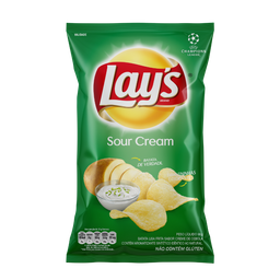 Batata Snacks Lays Sour Cream 96 g