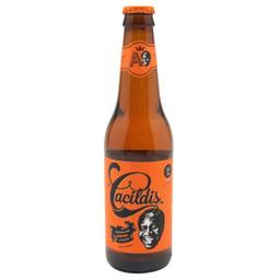 Cerveja Ampolis Cacildis Premium 330 mL