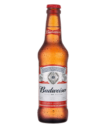 Cerveja Budweiser 330 ml Long Neck