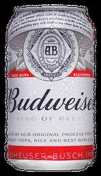 Cerveja Budweiser 350 ml Lata