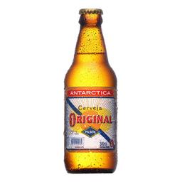 Cerveja Original Pilsen Long Neck 300 mL