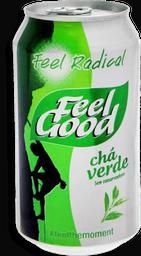 Chá Pronto Feel Good Verde Limão 330 mL