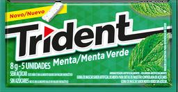 Chiclete Trident Menta 8,5 g