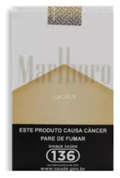 Cigarro Marlboro Gold Maco 20 Und