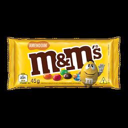 M&Ms Amendoim 45g