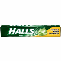 Drops Halls Menta 28 g