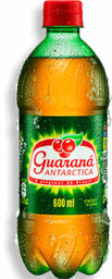 Refrigerante Antarctica Guaraná 600 mL