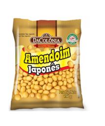 Da Colonia Amendoim Dacolônia Torrado Sem Pele