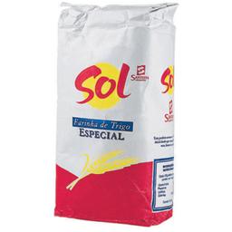 Farinha De Trigo Sol 1 Kg
