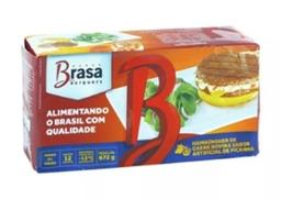 Hambuguer Bovino Brasa Burguers 672 g
