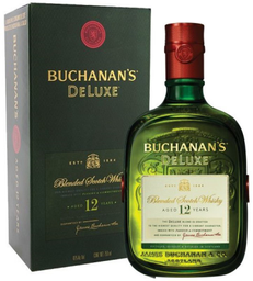 Whisky Buchanans 12anos 1 L