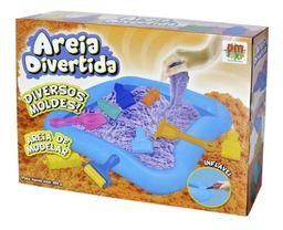 Areia Modelar Inove Zoop Toys 600 g