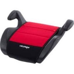 Assento Booster Voyage Vermelho