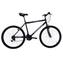 Bicicleta Topbike Aro 26 21 Marchas Gsx Lazer Preta