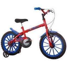 Bicicleta Track Bike Dino Azul Aro 16