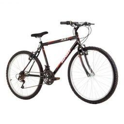 Bicicleta Track Bike Xst 18V Masculino Preta Aro 26