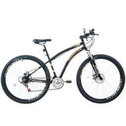 Bike Houston Discovery 21V A26 Preta