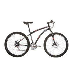 Bike Houston Discovery 21V A27 Preta
