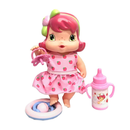 Boneca Baby Moranguinho Pequena 4007
