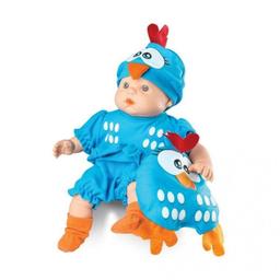 Boneca Bebê Mini Galinha Pintadinha 5604