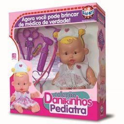 Boneca Danikinhos Pediatra 1140