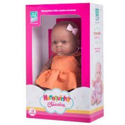 Boneca Nenequinha Negra 344