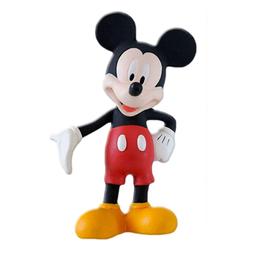 Boneco Mickey Clássico Latoy Cores Sortidas