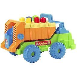 Brinquedo Caminhão Multi Forma Gulliver Smoby 5002