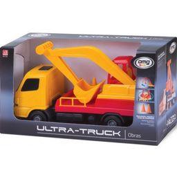 Brinquedo Caminhão Obras Ultra Truck 4710