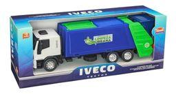 Brinquedo Caminhão Rl Iveco Tector Coleta 342
