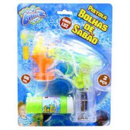 Brinquedo Dispara Bolhas De Sabão Ty99005