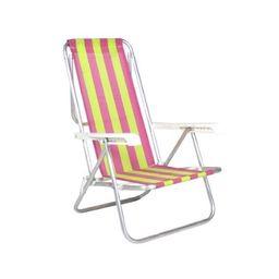 Cadeira De Praia 7 Posicões Od043601