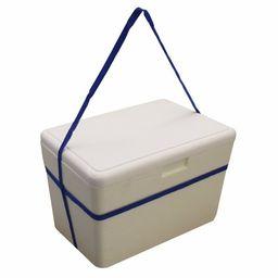 Caixa Térmica Isopor Com Alça Knauf 17 L