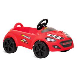 Carrinho De Pedal Roadster Bandeirante Vermelho