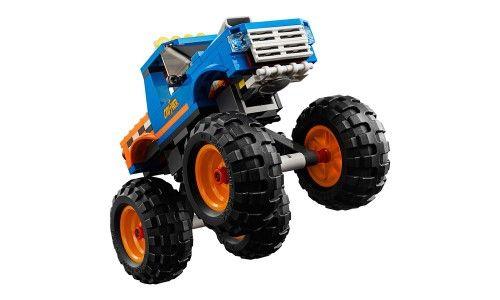 Conjunto Carrinho Monster Truck 3 Peças Ty13008