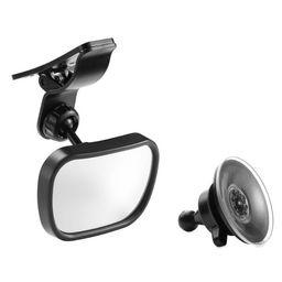 Espelho Retrov 2 Em 1 Safe Travel Bb180
