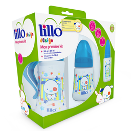 Kit De Mamadeiras Lillo Design 3 Peças 606821