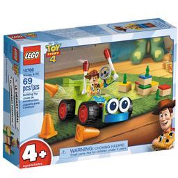 Lego Woody E Rc 10766