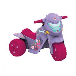 Moto Elétrico Infantil Bandeirante Banmoto G2 Roxa 2591