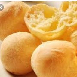 Pão de Queijo com Requeijão - Unidade