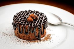 Marquise au chocolat belge