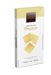 Tablete Branco - 100g